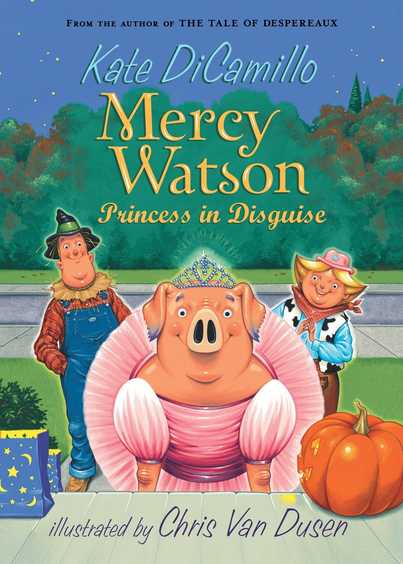 Mercy Watson #04, Princess In Disguise - Paperback