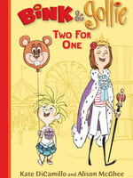 Bink & Gollie #02, Two For One - PB