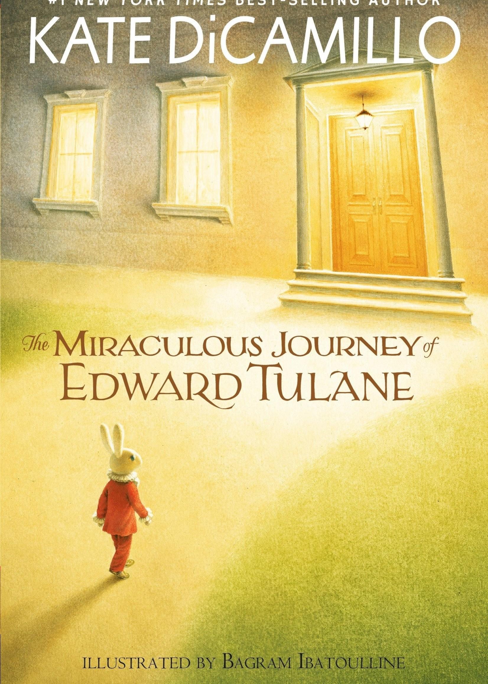 The Miraculous Journey of Edward Tulane - Paperback