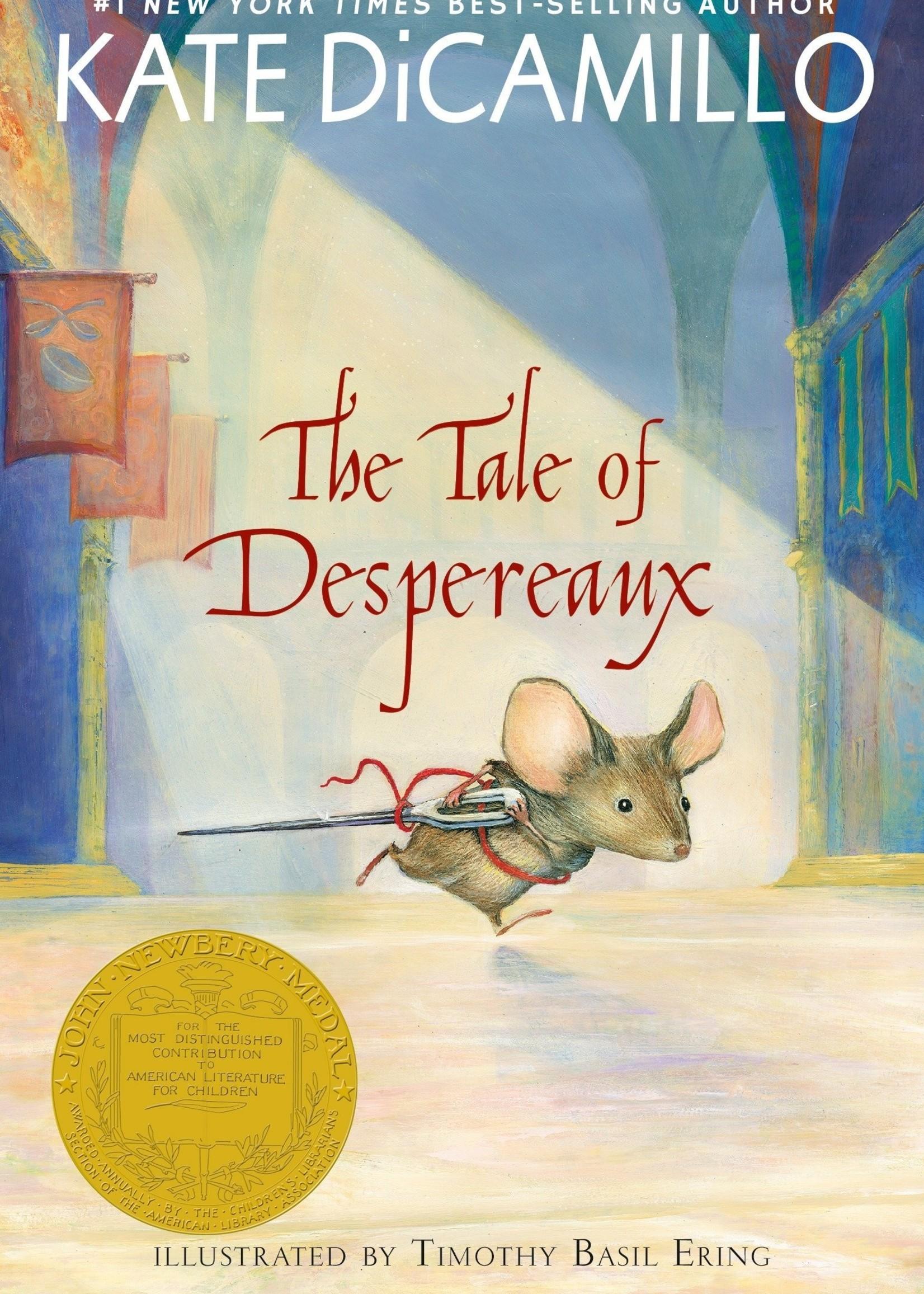 The Tale of Desperaux - Paperback