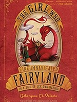 Macmillan Publishing Fairyland #01, The Girl Who Circumnavigated Fairyland In A Ship Of Her Own Making - PB