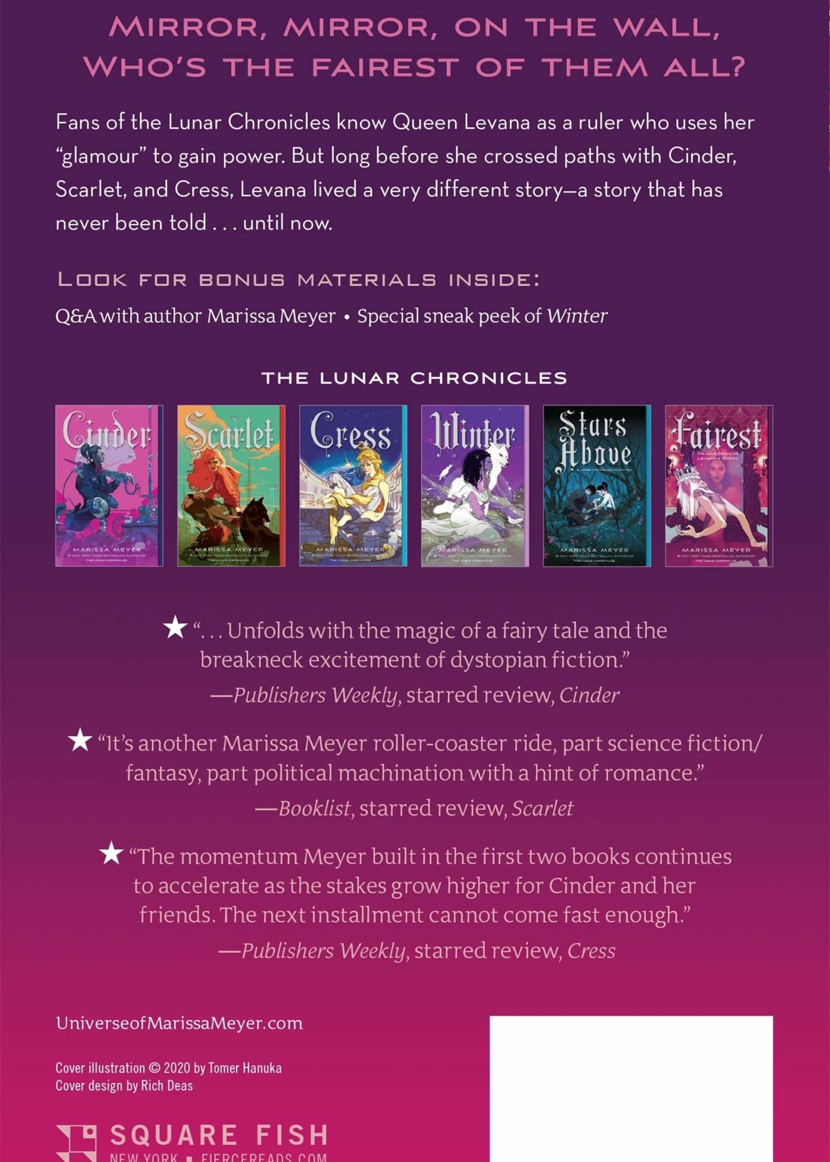 Fairest: The Lunar Chronicles Levana's Story - Paperback