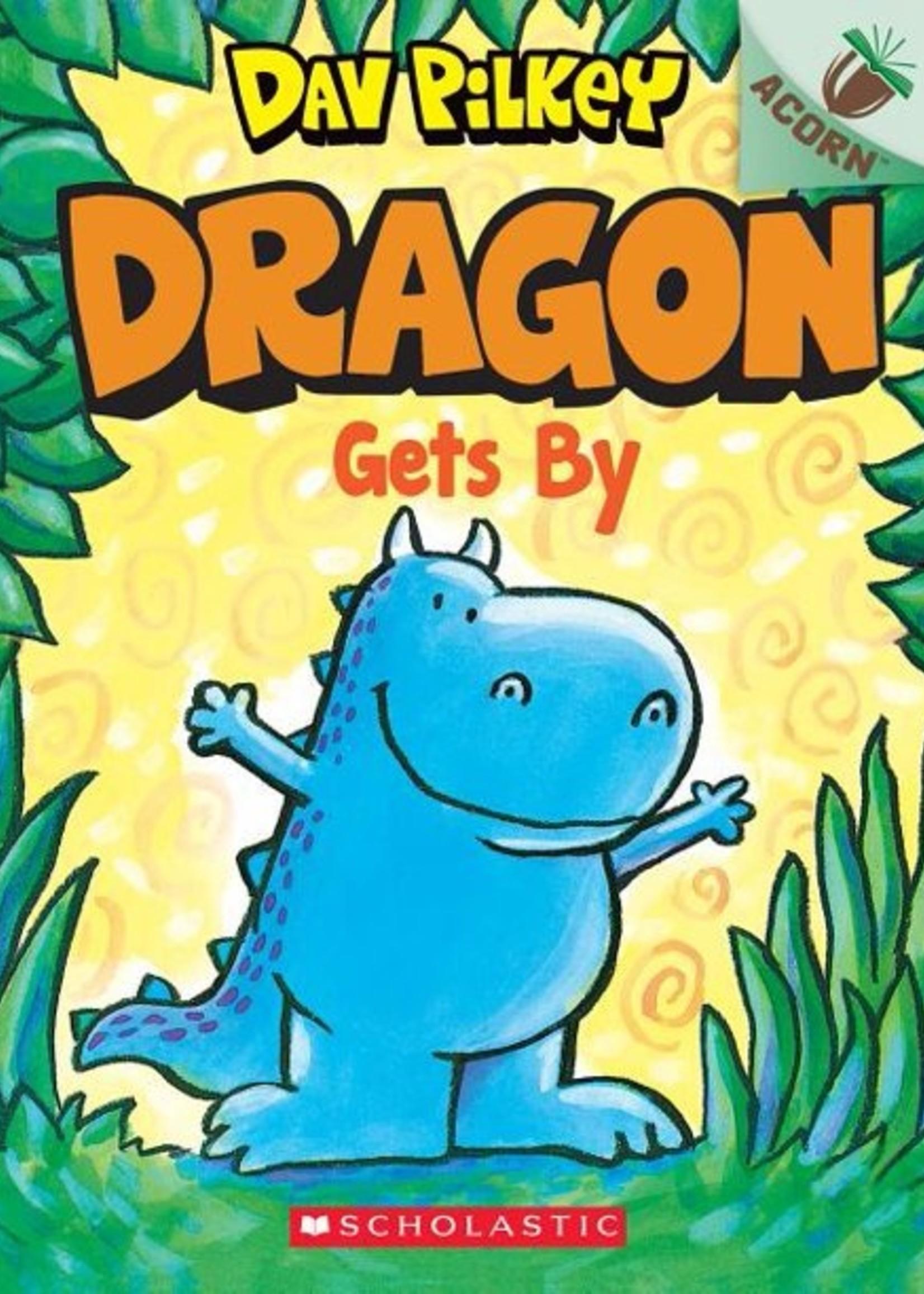 Dragon #03, Dragon Gets By - Paperback