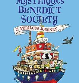 The Mysterious Benedict Society #02, The Perilous Journey - PB