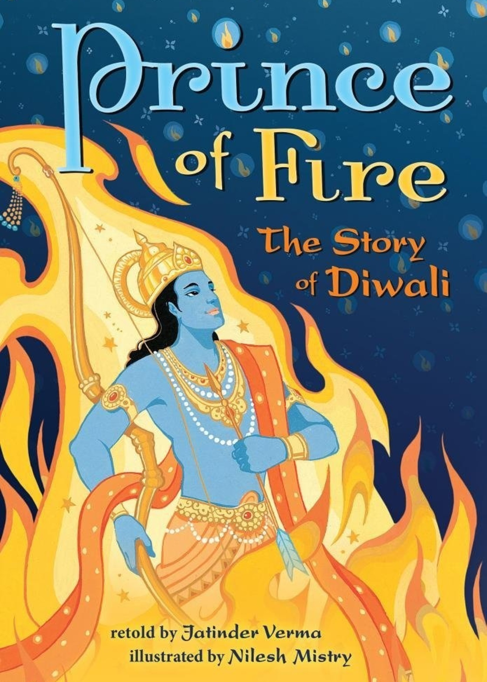 Prince of Fire: The Story of Diwali - Paperback