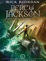 Percy Jackson and the Olympians #01, The Lightning Thief - PB