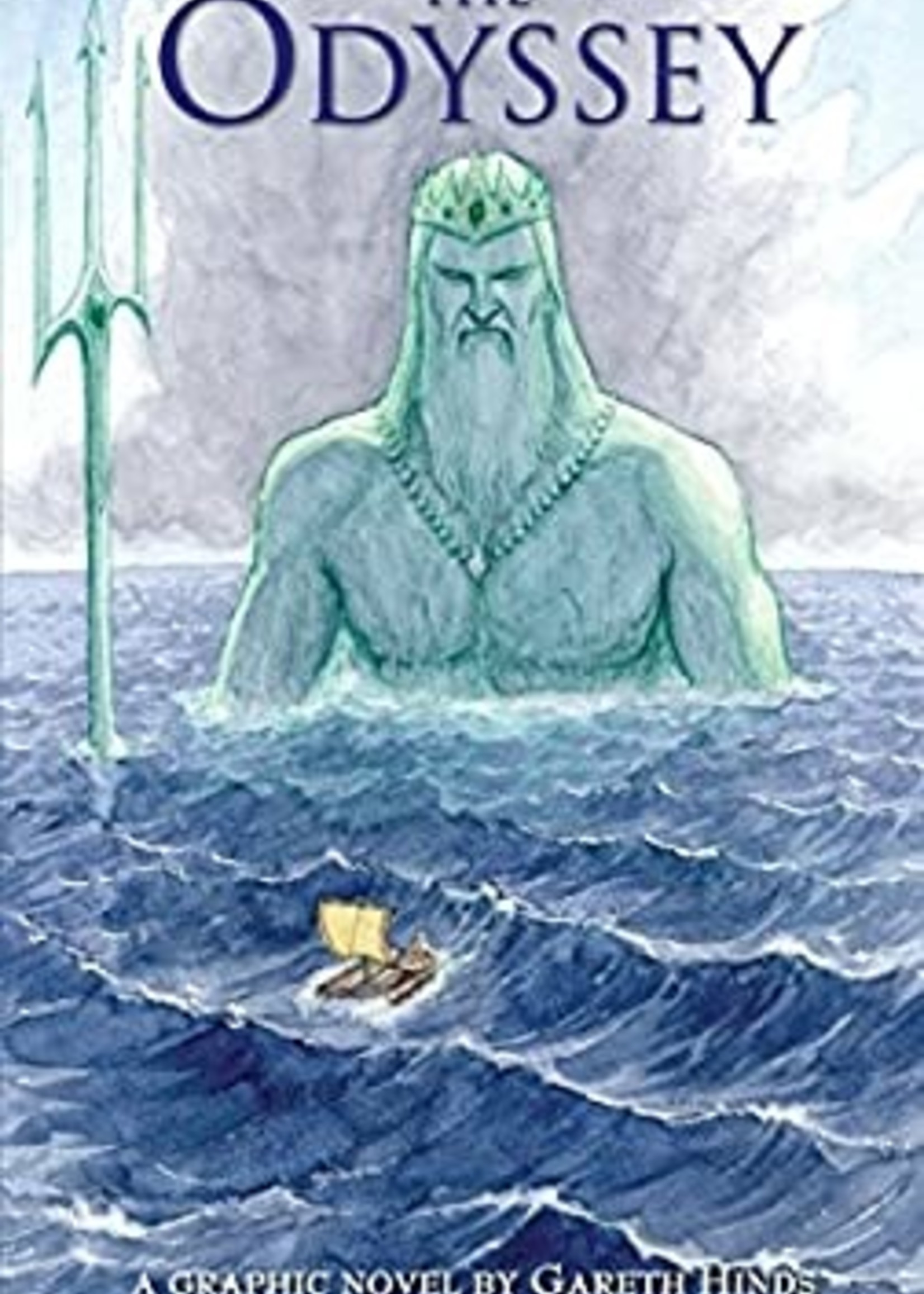 The Odyssey Graphic Novel - Paperback