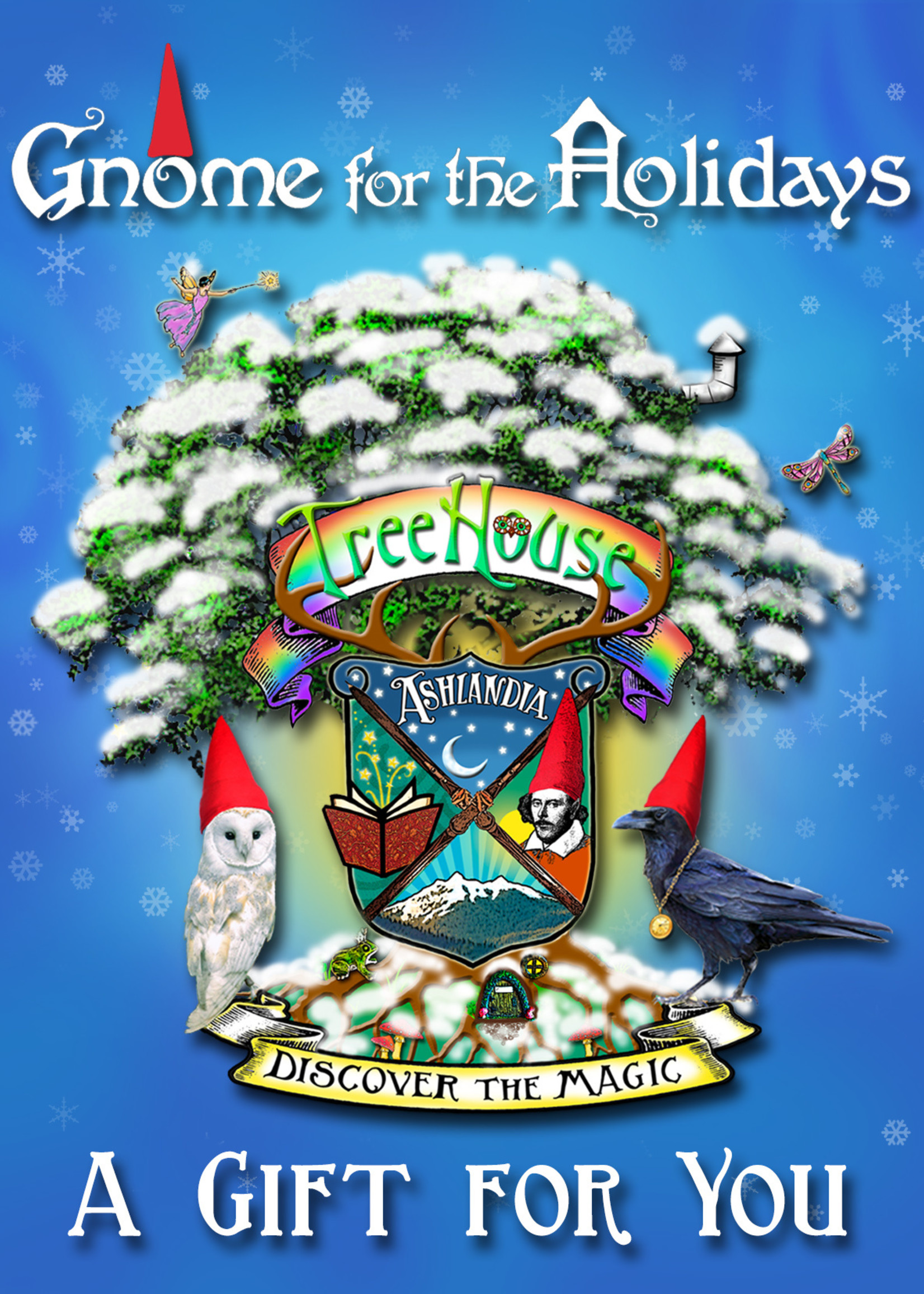 TreeHouse Gift Certificate $25.00, Web Sale