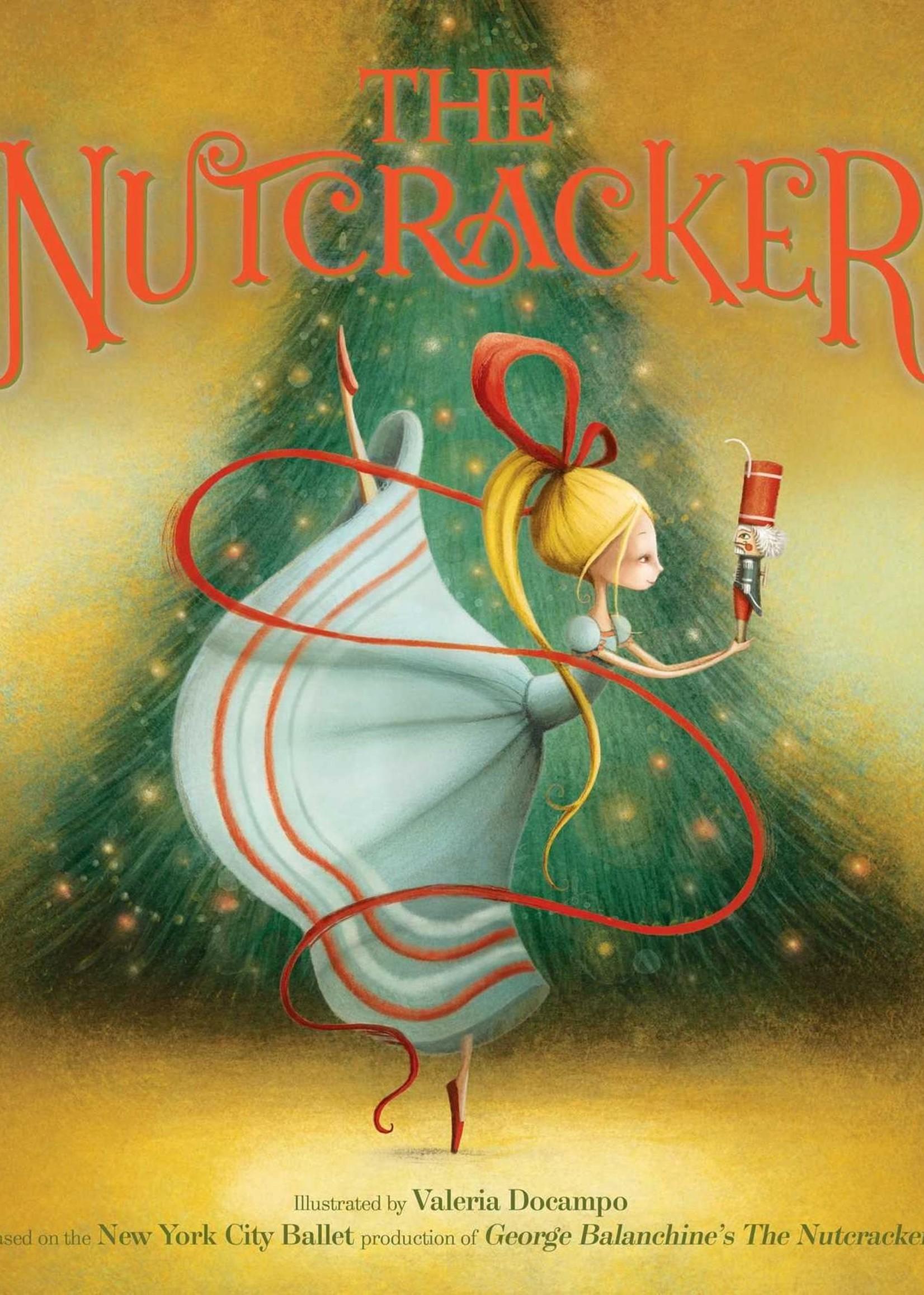 The Nutcracker, NYC Ballet - Hardcover