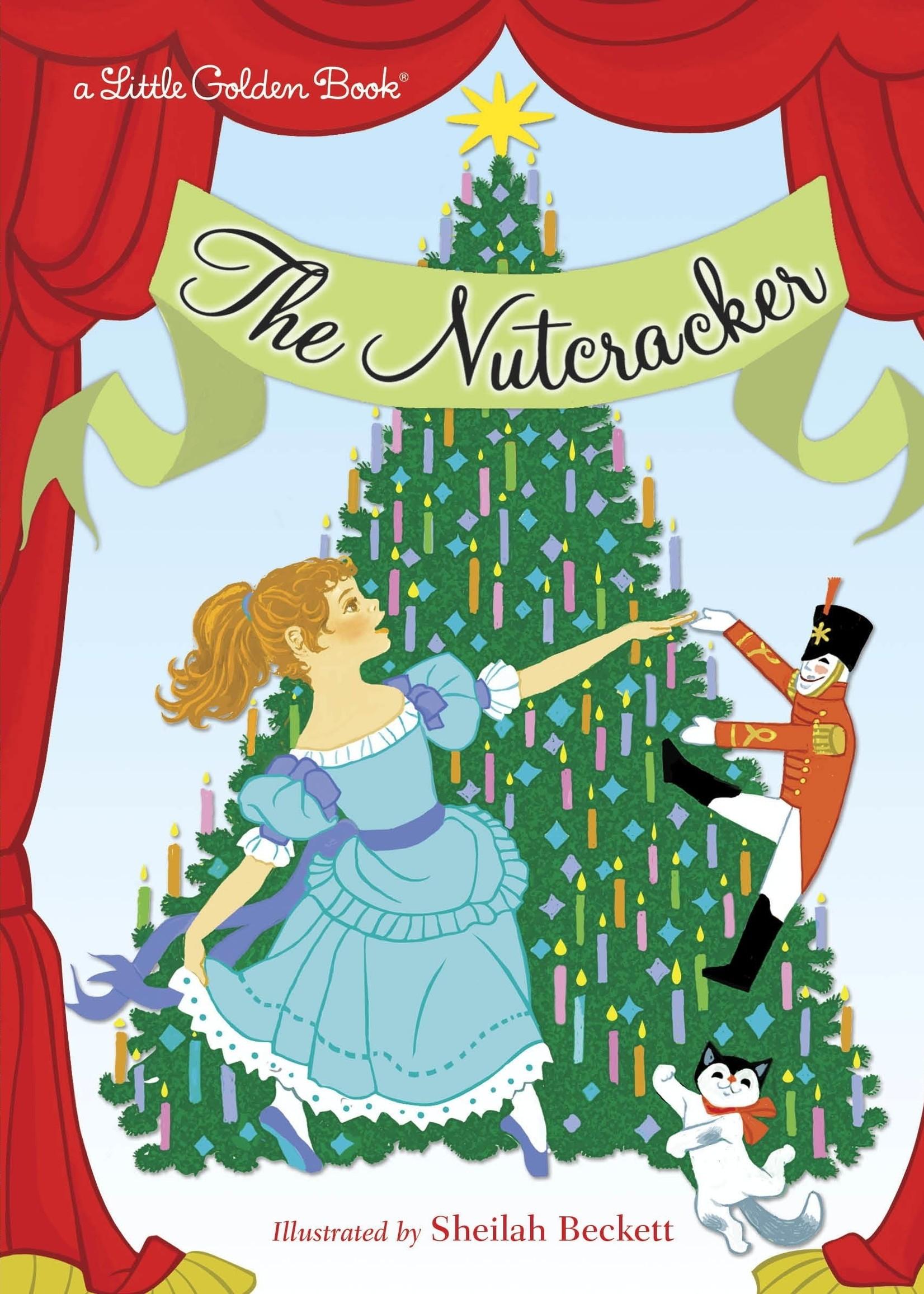 The Nutcracker - Little Golden Book
