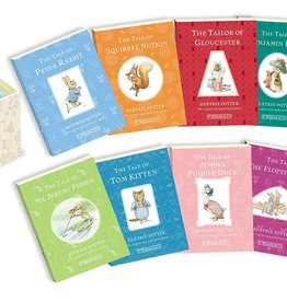 The World of Peter Rabbit, Miniature Collection - Box