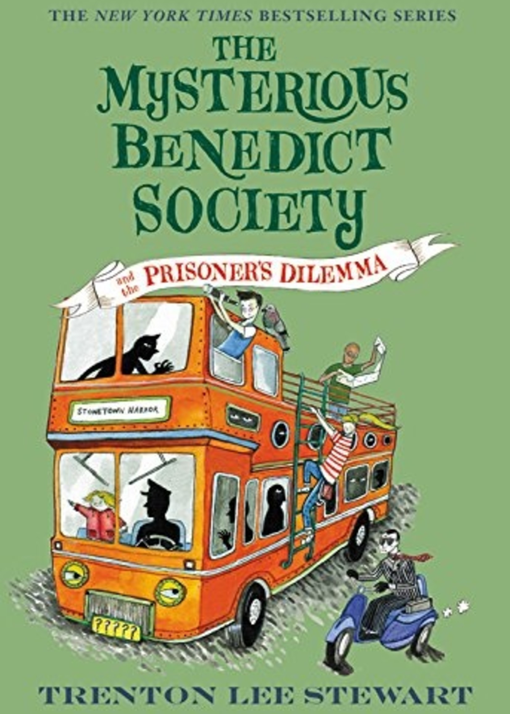 The Mysterious Benedict Society #03, The Prisoner's Dilemma - Paperback