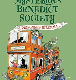 The Mysterious Benedict Society #03, The Prisoner's Dilemma - PB