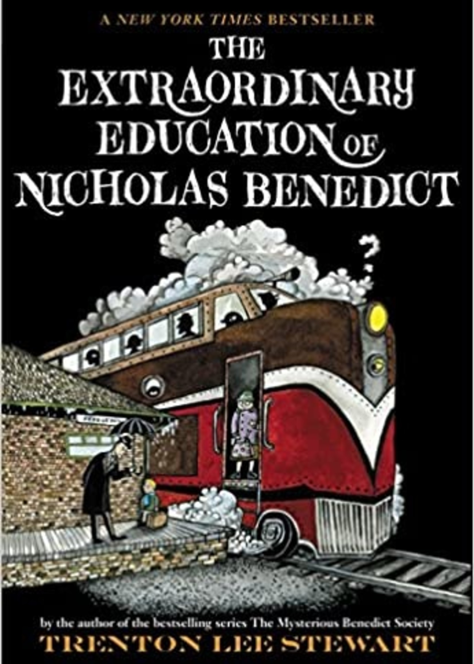 The Mysterious Benedict Society Prequel, The Extraordinary Education of Nicholas Benedict - Paperback