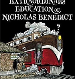 The Mysterious Benedict Society Prequel, The Extraordinary Education of Nicholas Benedict - PB