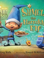 Shmelf the Hanukkah Elf - HC