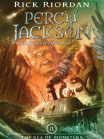 Percy Jackson and the Olympians #02, The Sea of Monsters - PB