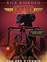 The Kane Chronicles #01, The Red Pyramid - PB
