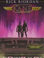 The Kane Chronicles #02, The Throne of Fire - PB