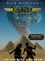 The Kane Chronicles #03, The Serpent's Shadow - PB