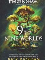 Magnus Chase and the Gods of Asgard, 9 from the Nine Worlds - HC