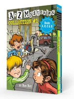 A to Z Mysteries Collection #01, Books A, B, C, & D, Set/4 - Box