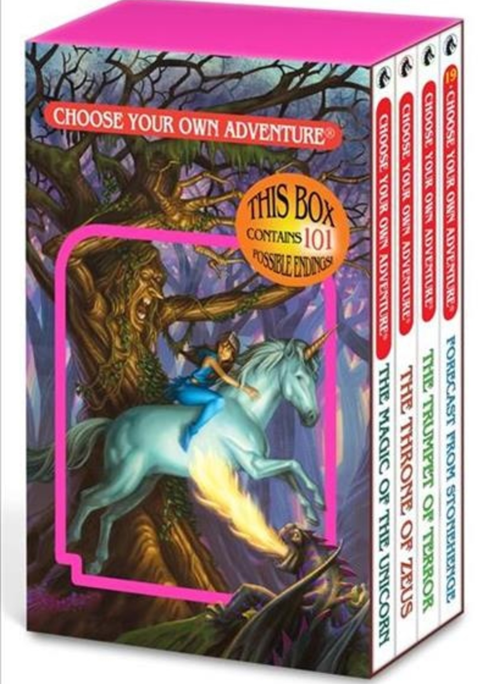 Choose Your Own Adventure, Magick Box, Paperback/Set - Box