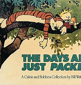 Calvin and Hobbes #12, The Days Are Just Packed - PB