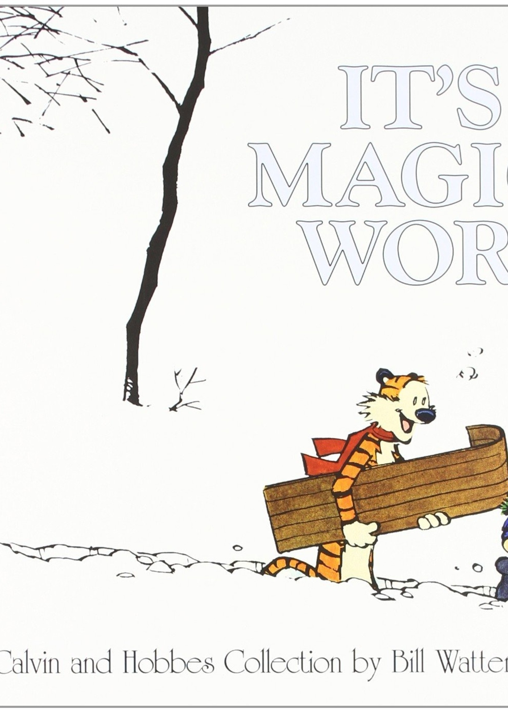 Calvin and Hobbes Volume 15, It's a Magical World - Paperback