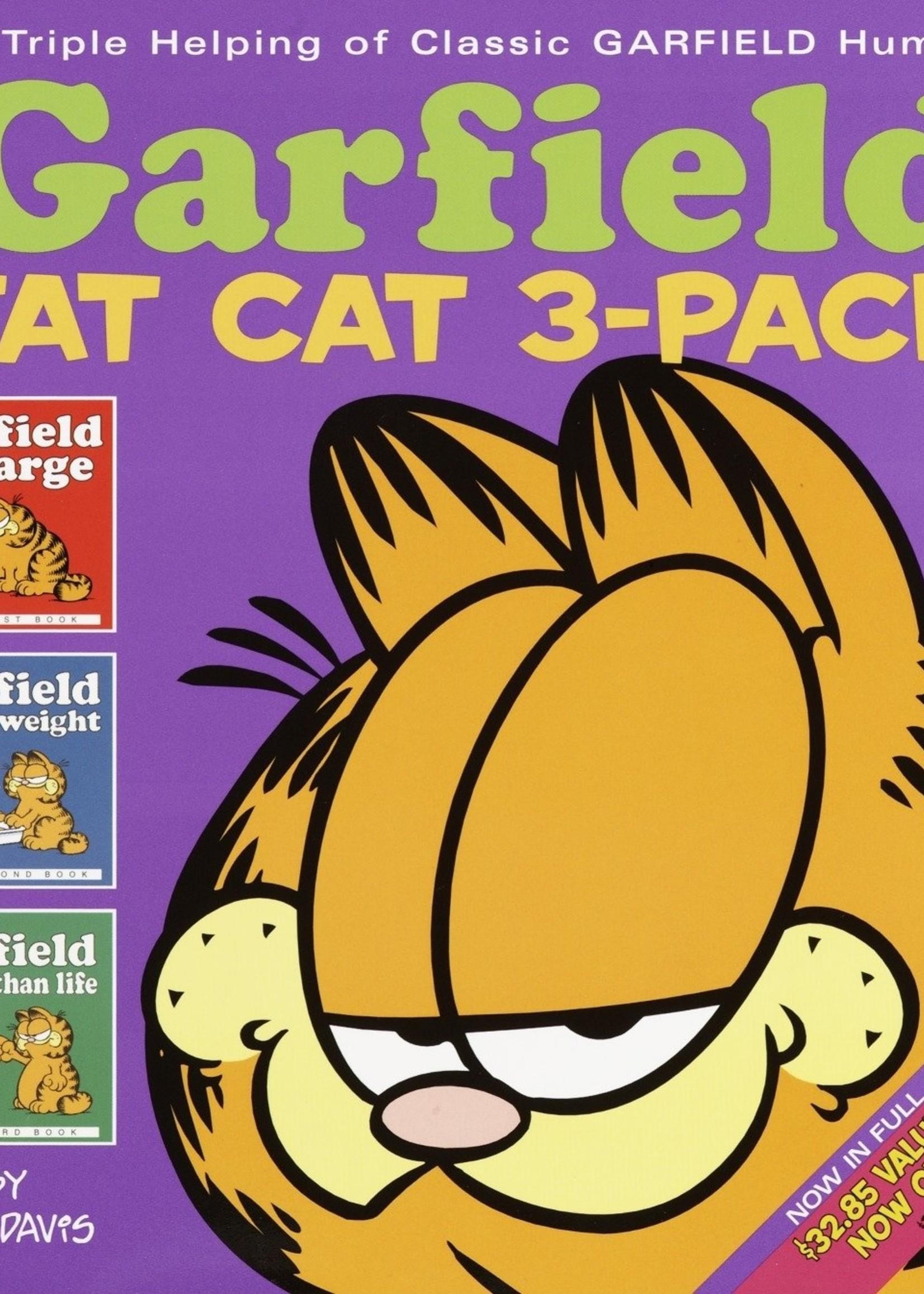 Garfield Fat Cat 3-Pack #01 - Paperback