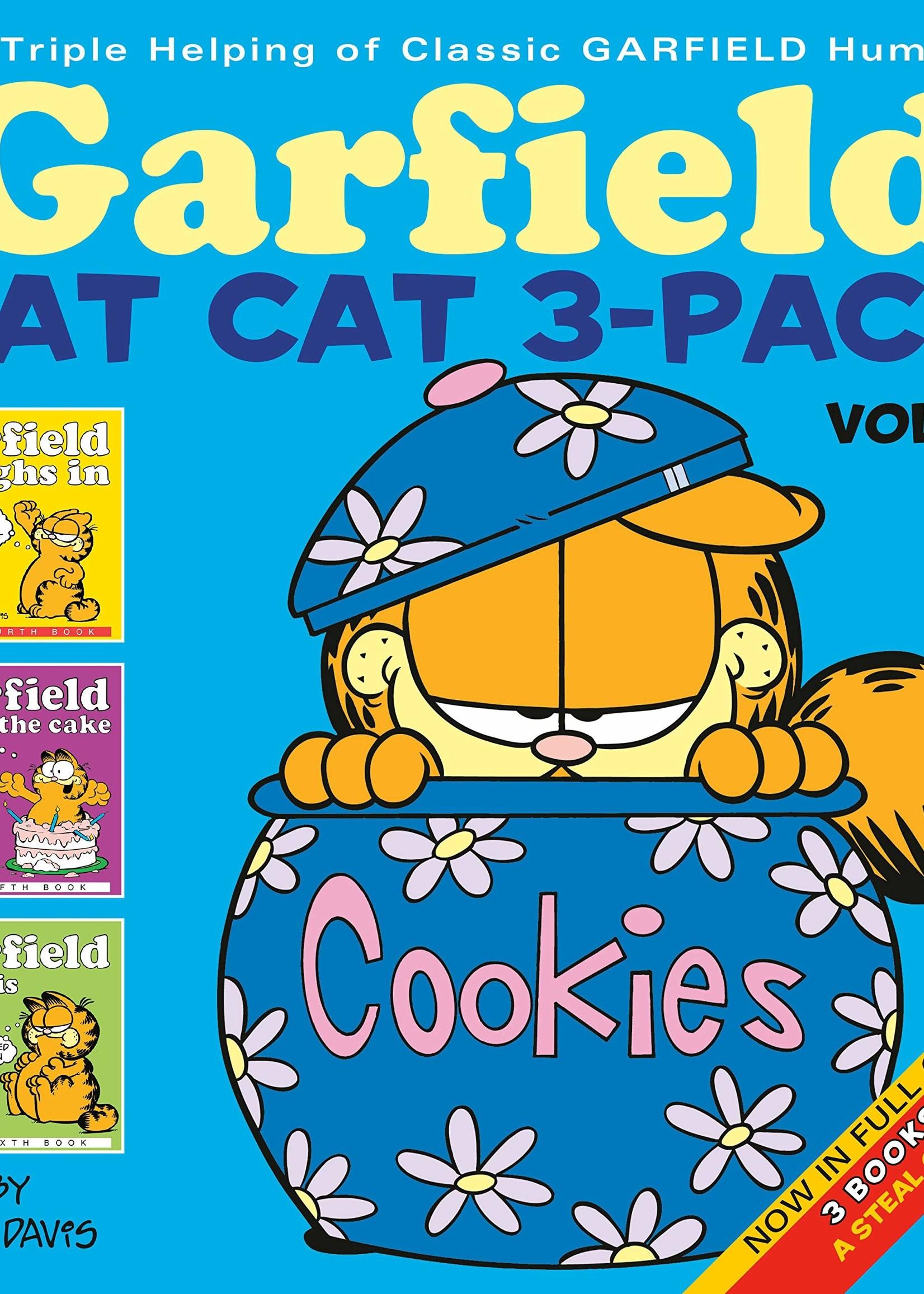Garfield Fat Cat 3-Pack #02 - Paperback