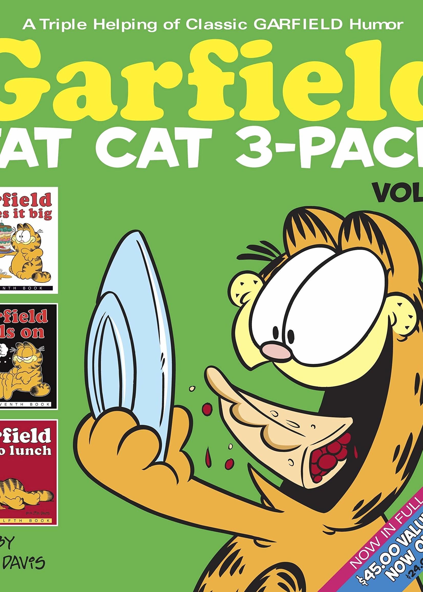 Garfield Fat Cat 3-Pack #04 - Paperback