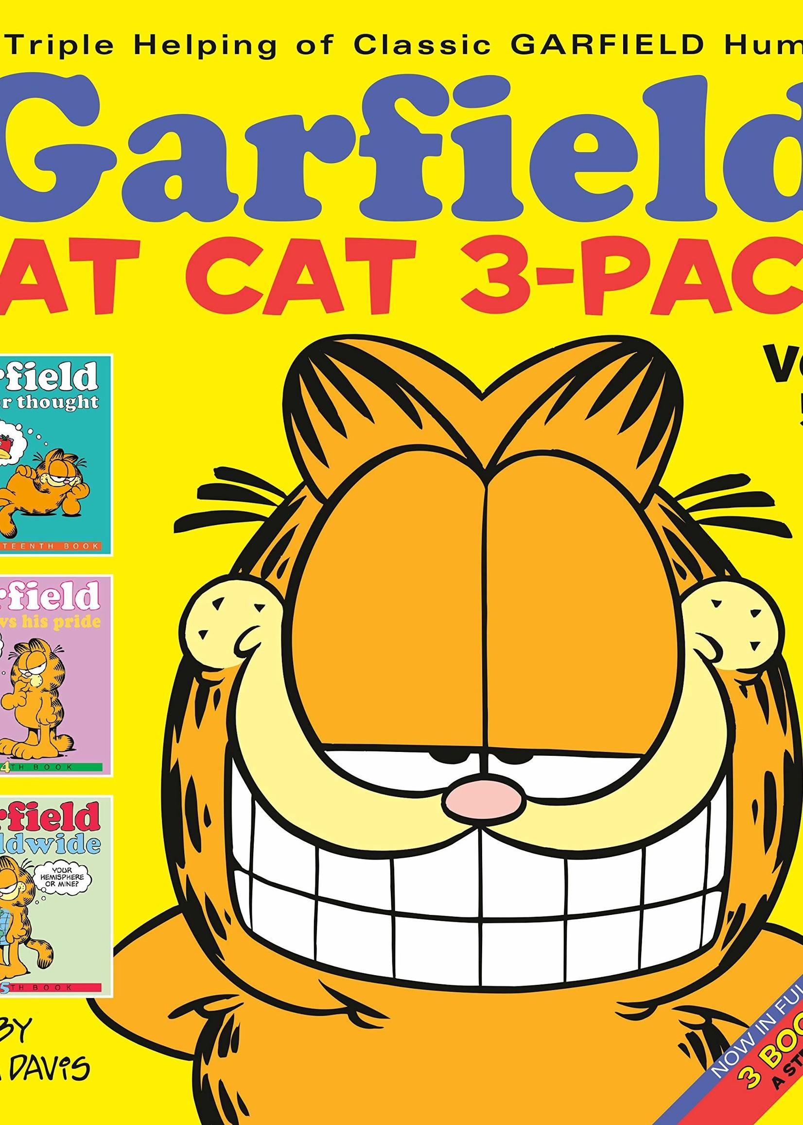 Garfield Fat Cat 3-Pack #05 - Paperback