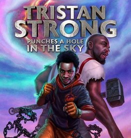 Rick Riordan Presents, Tristan Strong #01, Tristan Strong Punches a Hole in the Sky - PB