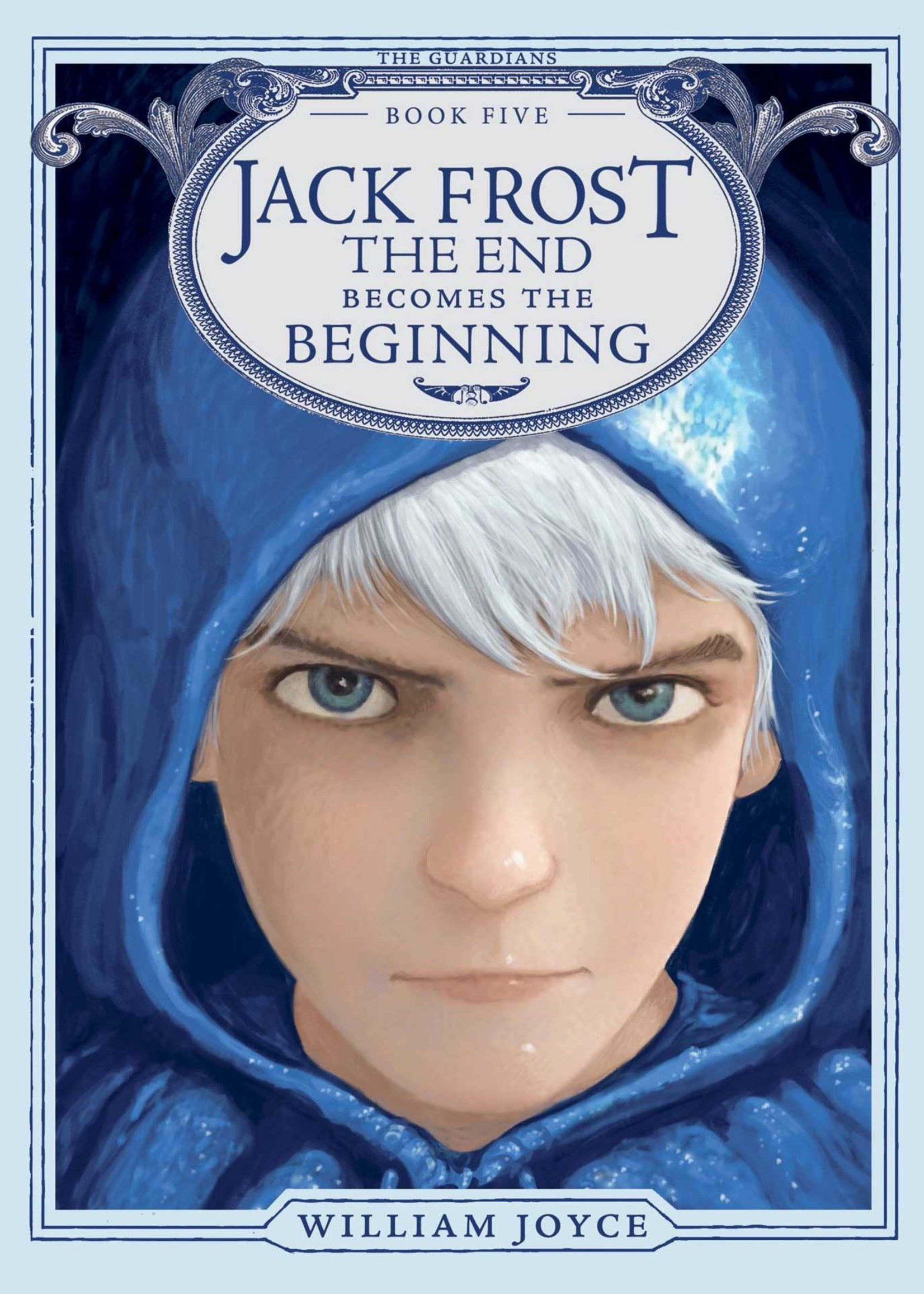 The Guardians #05, Jack Frost, The End Becomes the Beginning - Hardcover SALE