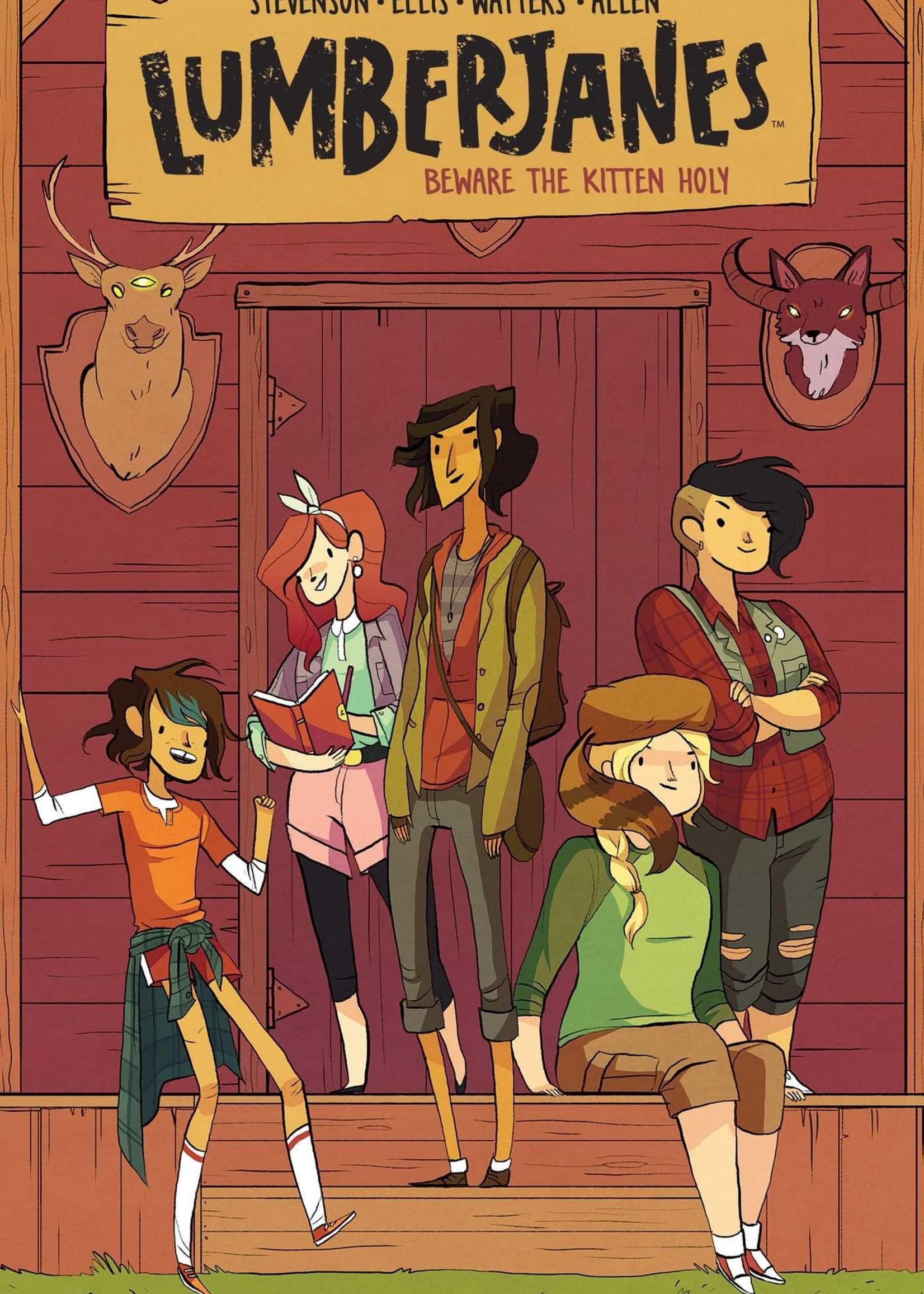 Lumberjanes #01 Graphic Novel - Paperback
