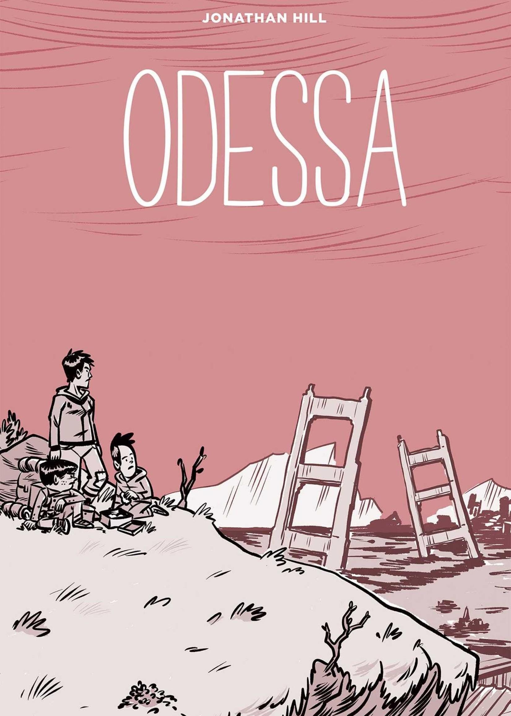 Odessa #01 Graphic Novel - Paperback