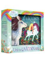 Uni the Unicorn Book and Toy Set - Box