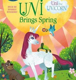 Uni the Unicorn, Uni Brings Spring L2 - PB