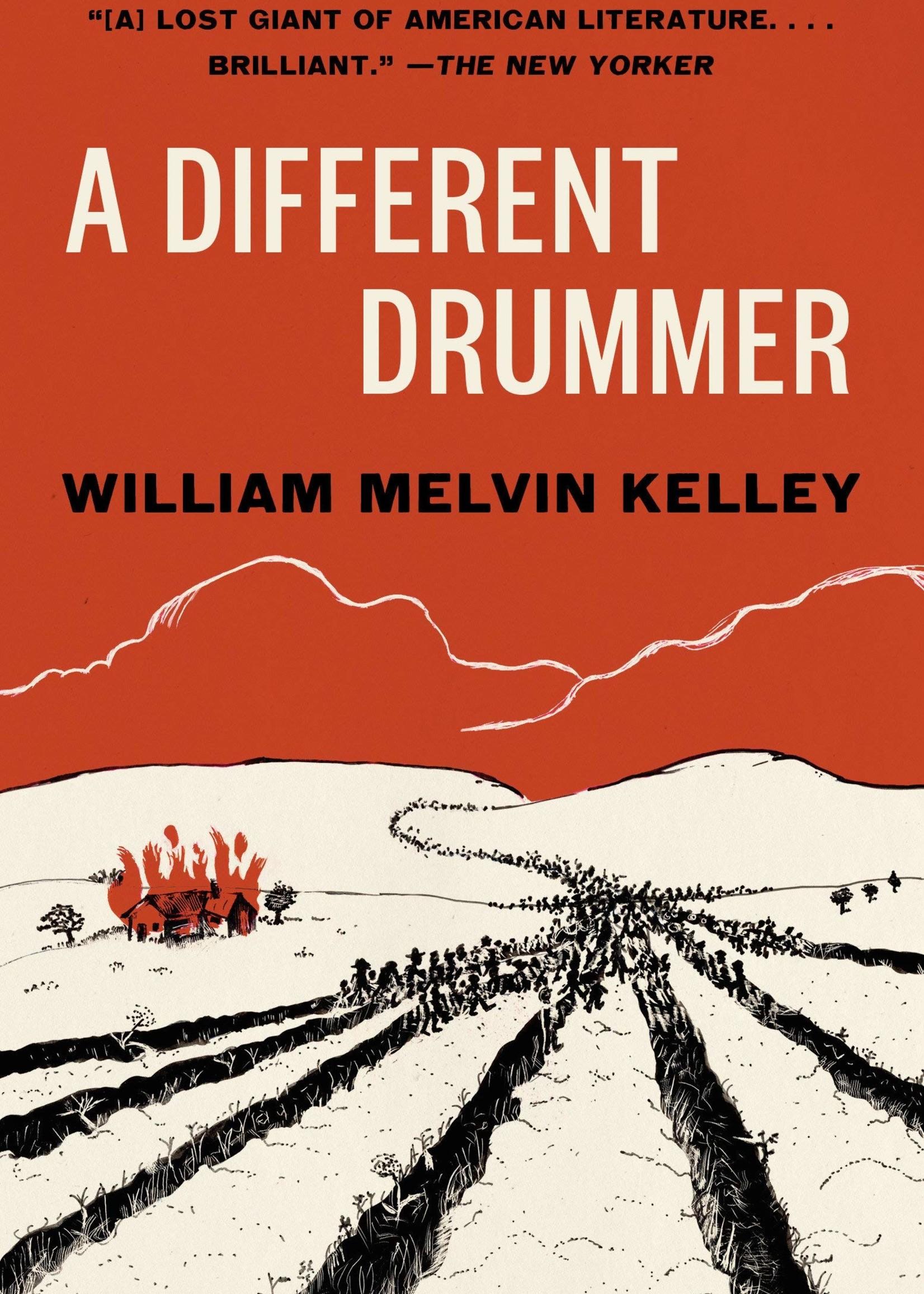 OBOB 21/22: A Different Drummer - Paperback
