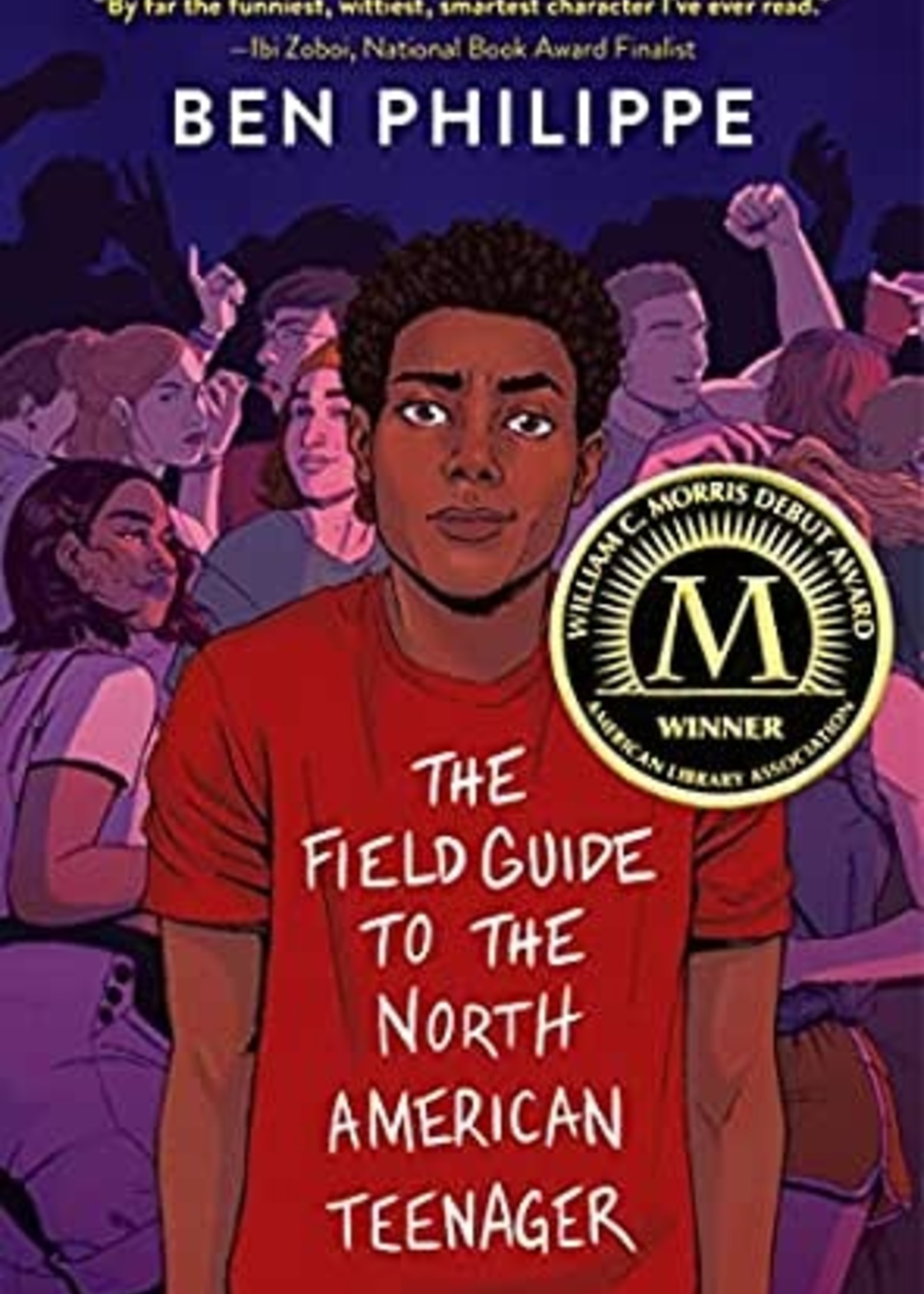 OBOB 21/22: The Field Guide to the North American Teenager - Paperback