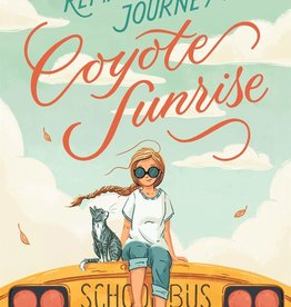 OBOB 21/22: The Remarkable Journey of Coyote Sunrise - PB