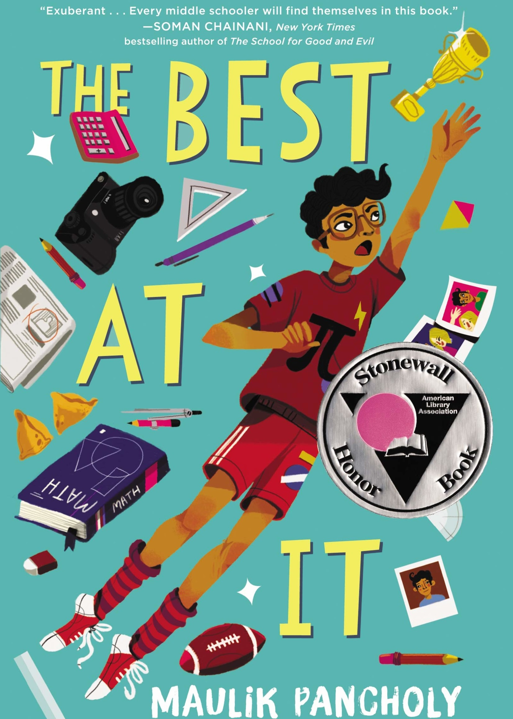 OBOB 21/22: The Best At It - Paperback