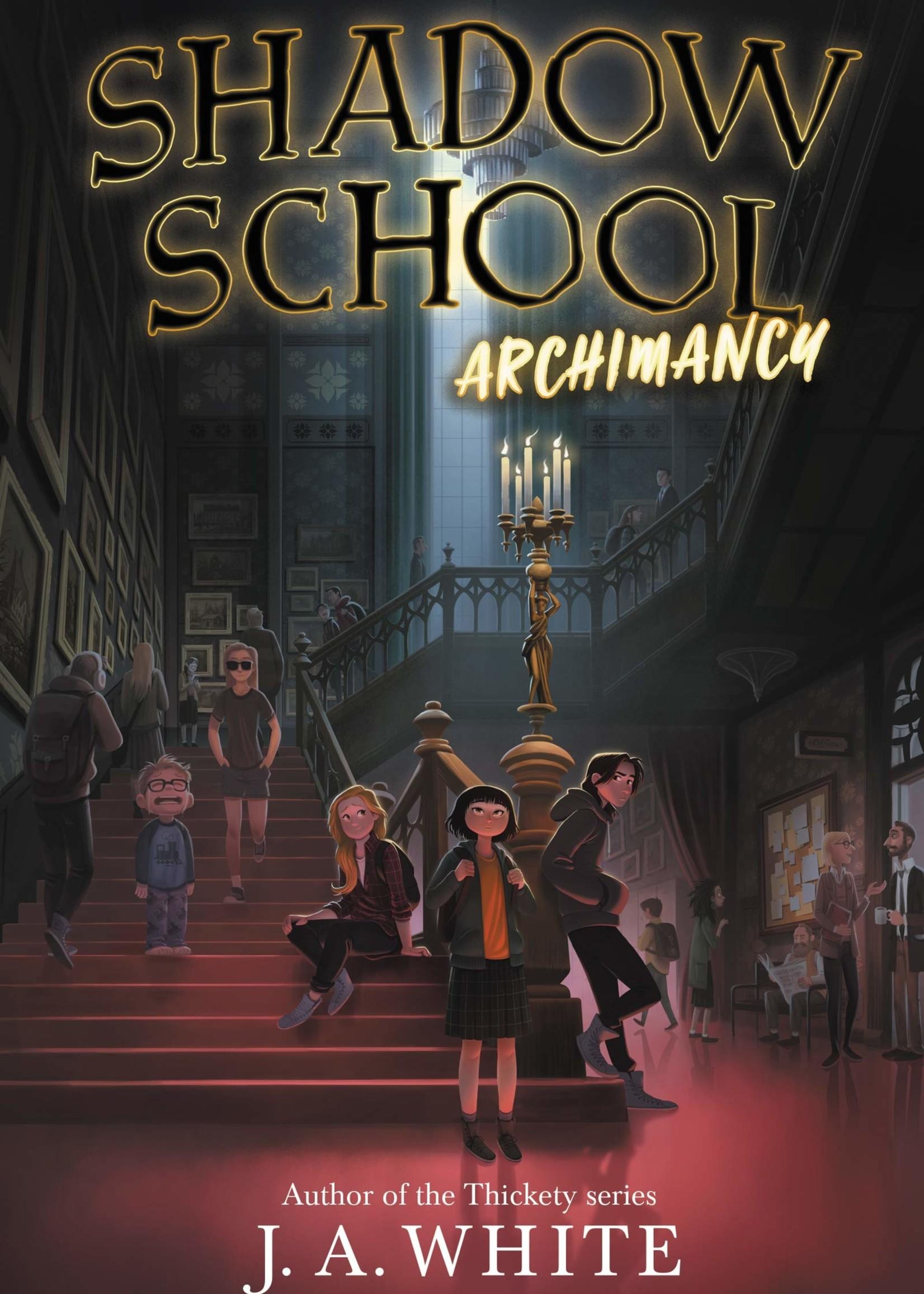 OBOB 21/22: Shadow School #01,  Archimancy - Paperback