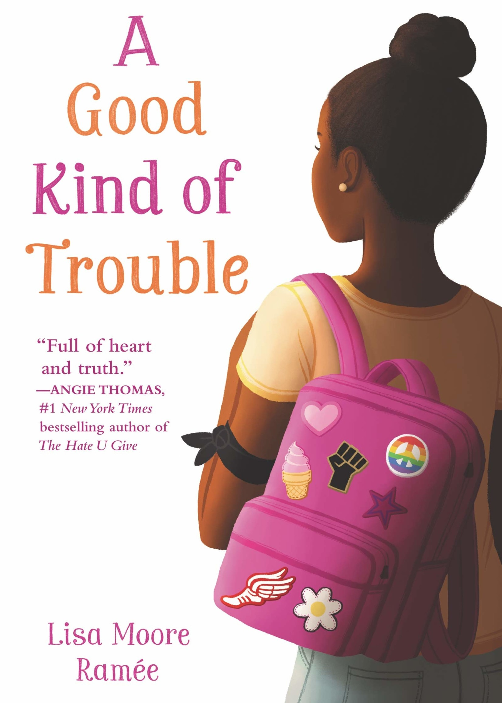 OBOB 21/22: A Good Kind of Trouble - Paperback