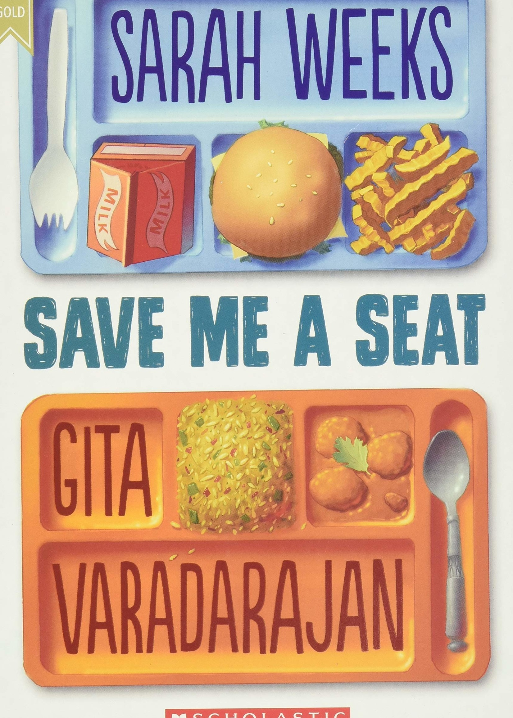 OBOB 21/22: Save Me a Seat - Paperback