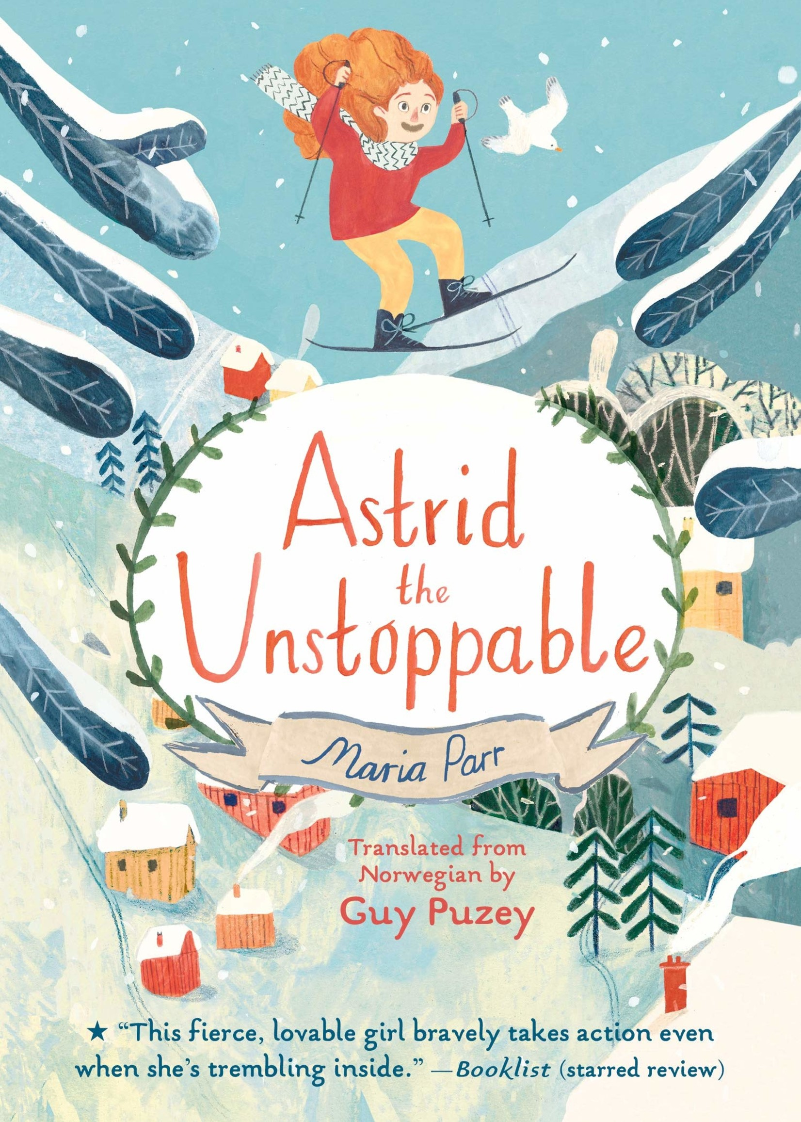 OBOB 21/22: Astrid the Unstoppable - Paperback