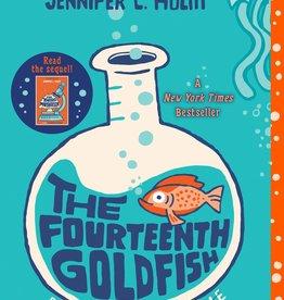 OBOB 21/22: The Fourteenth Goldfish - PB