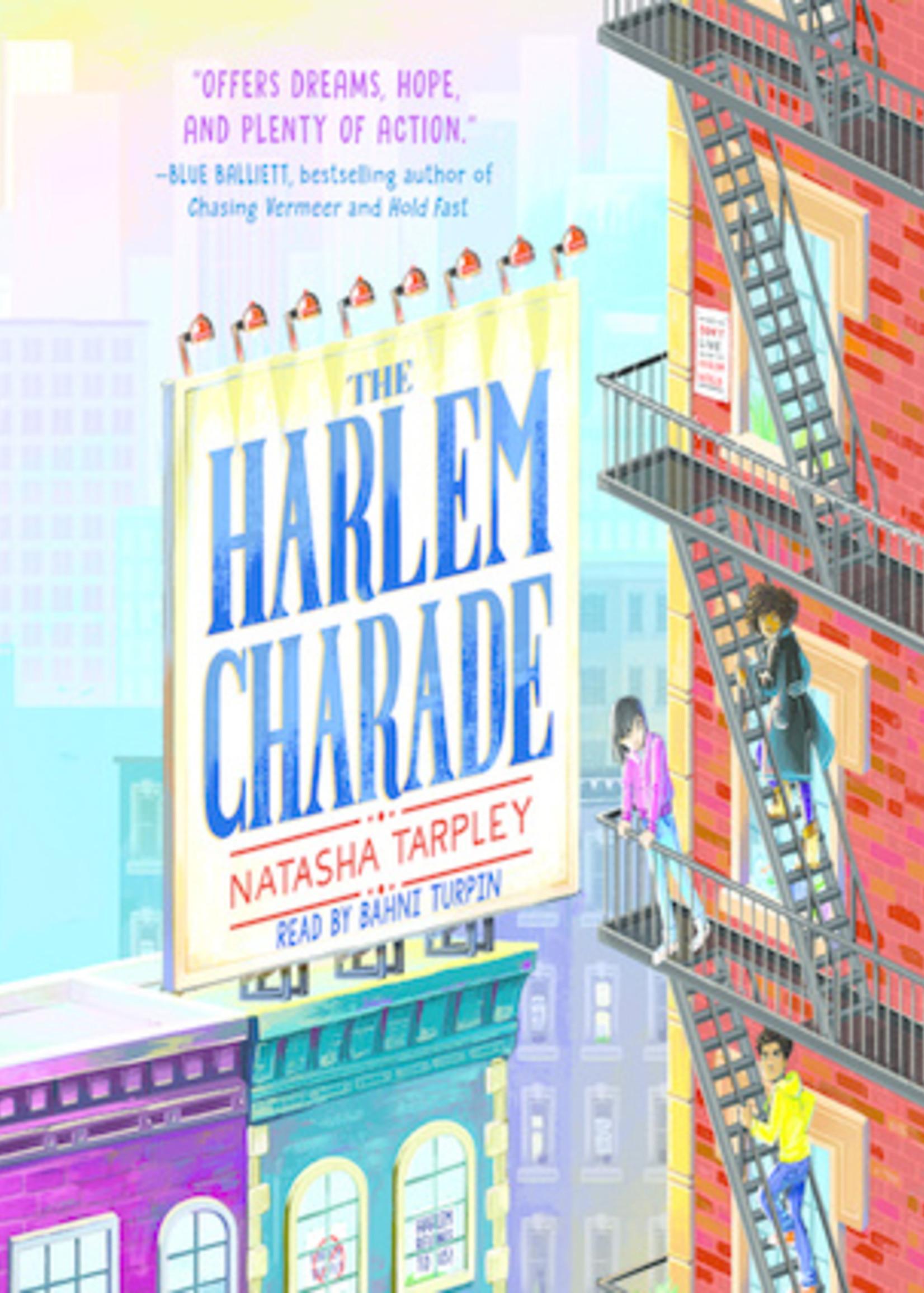 OBOB 21/22: The Harlem Charade - Paperback