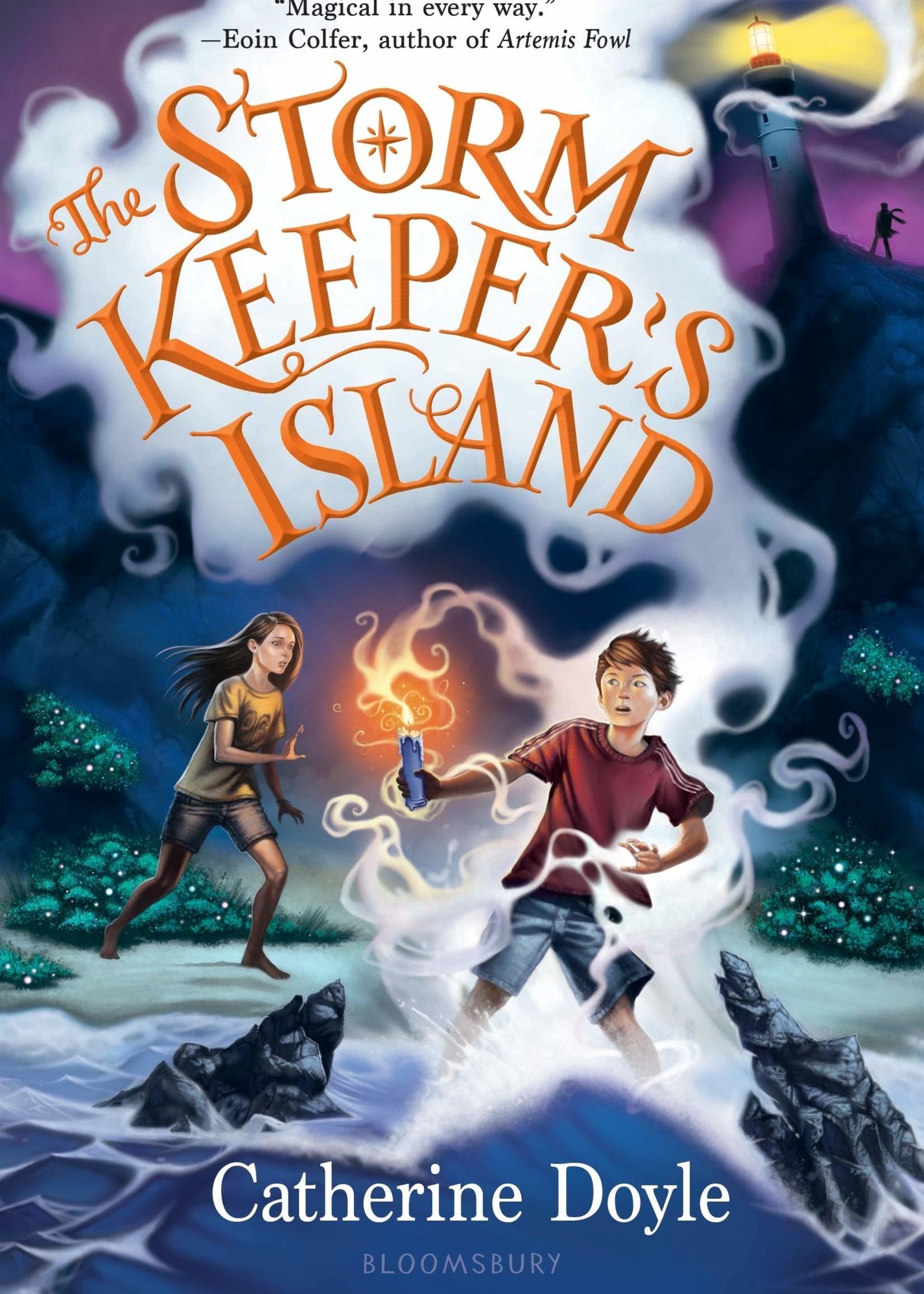 OBOB 21/22: The Storm Keeper's Island #01 - Paperback